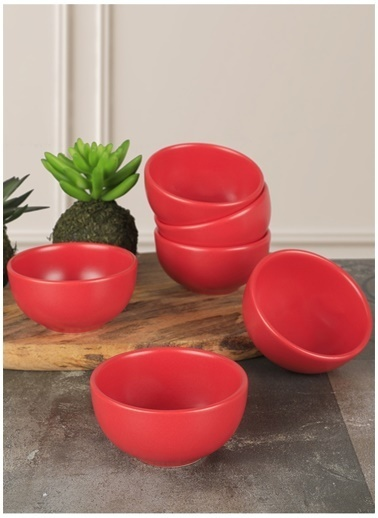 Keramika Kase Kırmızı